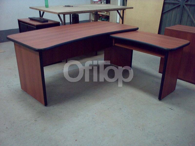 Escritorios en ele para oficina escritorios en forma de l for Muebles de oficina zona oeste
