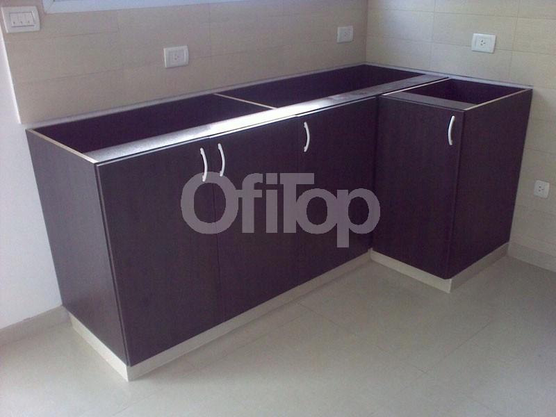 Muebles de cocina de melamina dise os de muebles de for Precios de mesas de cocina
