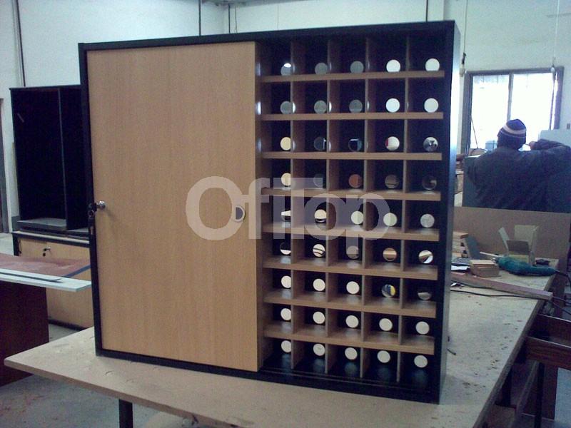 Muebles especiales muebles a medida de oficina muebles - Mueble casillero ikea ...